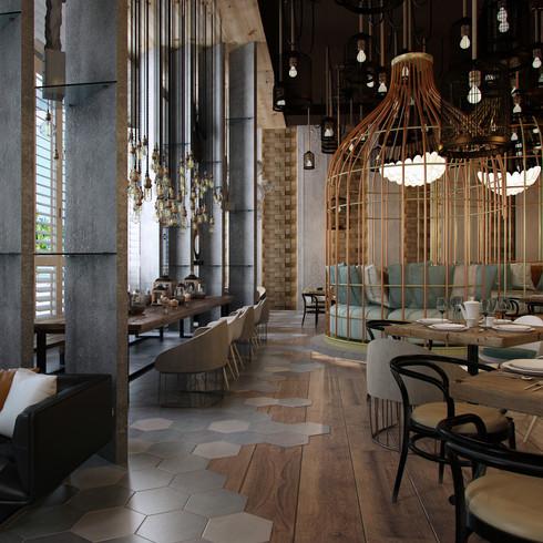 Restaurant La Mer Dubai