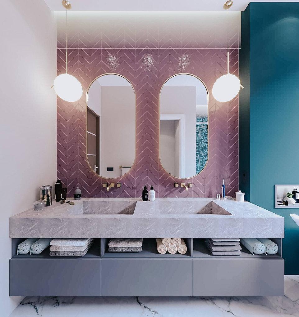 Dubai - City Walk-apartment-edesign - In