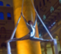 Aerial Performers Washington DC Aerial Instruction Washington DC
