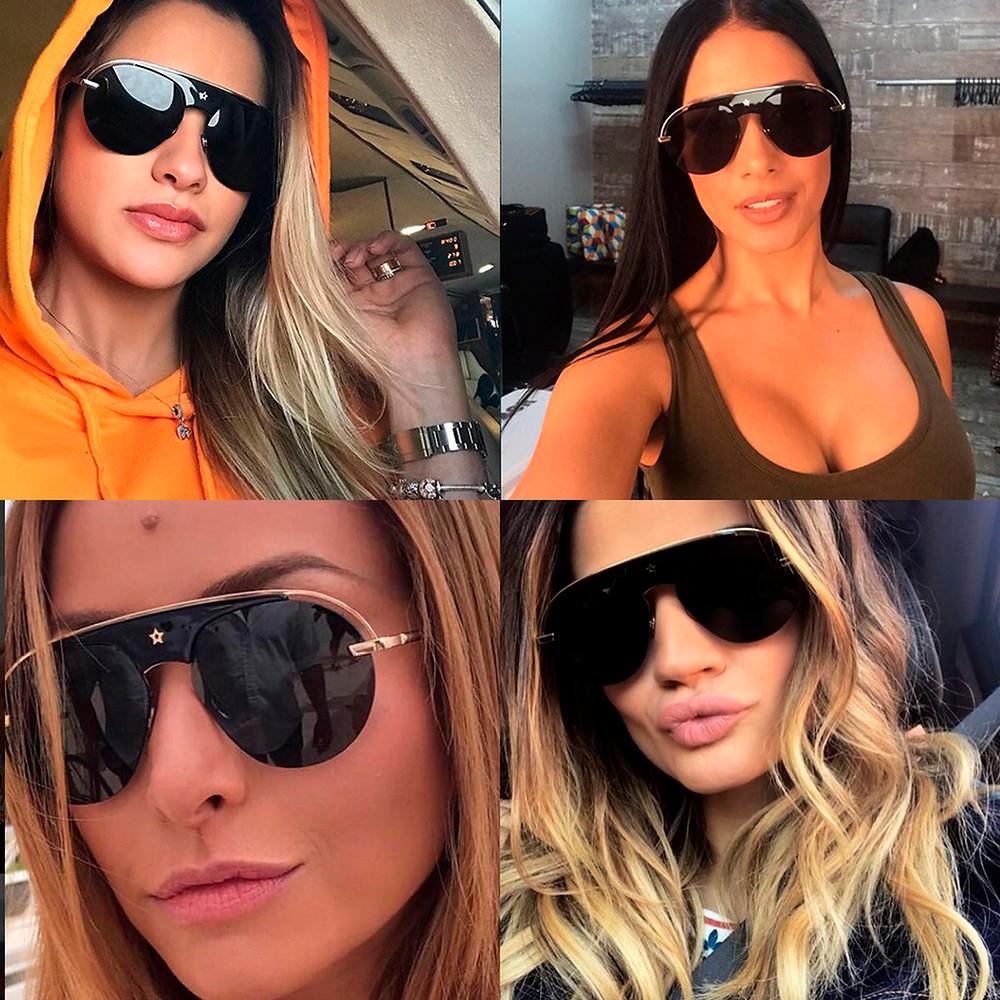 Foto: Andressa Suita, Simaria, Sabrina Sato e Thassia Naves usando Dior Revolution