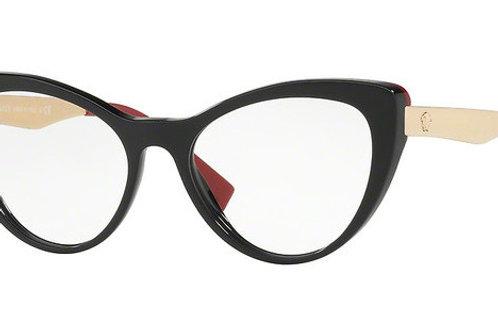 Versace - Preto/Vermelho - 3244 5239 53