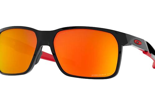 Oakley - Portal X Preto - Lente Prizm Rubi Polarizado - 0OO9460-0559