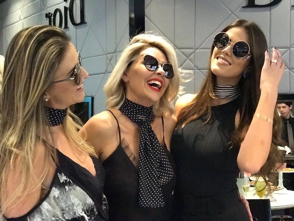 Foto: Marina Padilha, Larissa Lessa e Aline Lopes