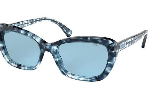 Ralph Lauren - Havana Azul - Lente Azul / Espelhado Verde - 525550038E54