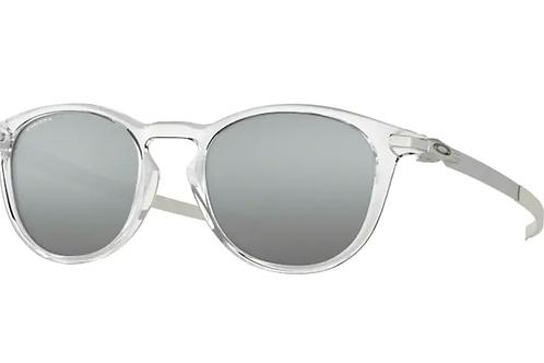 Oakley - Pitchman R Transparente- Lente Prizm Preto- 0OO9439-0250