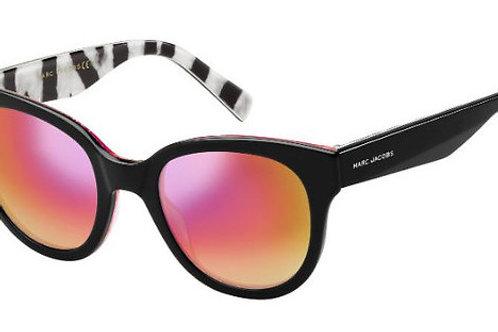 Marc Jacobs - Preto/Rosa Pink Espelhado - MARC231/S 2PM 50