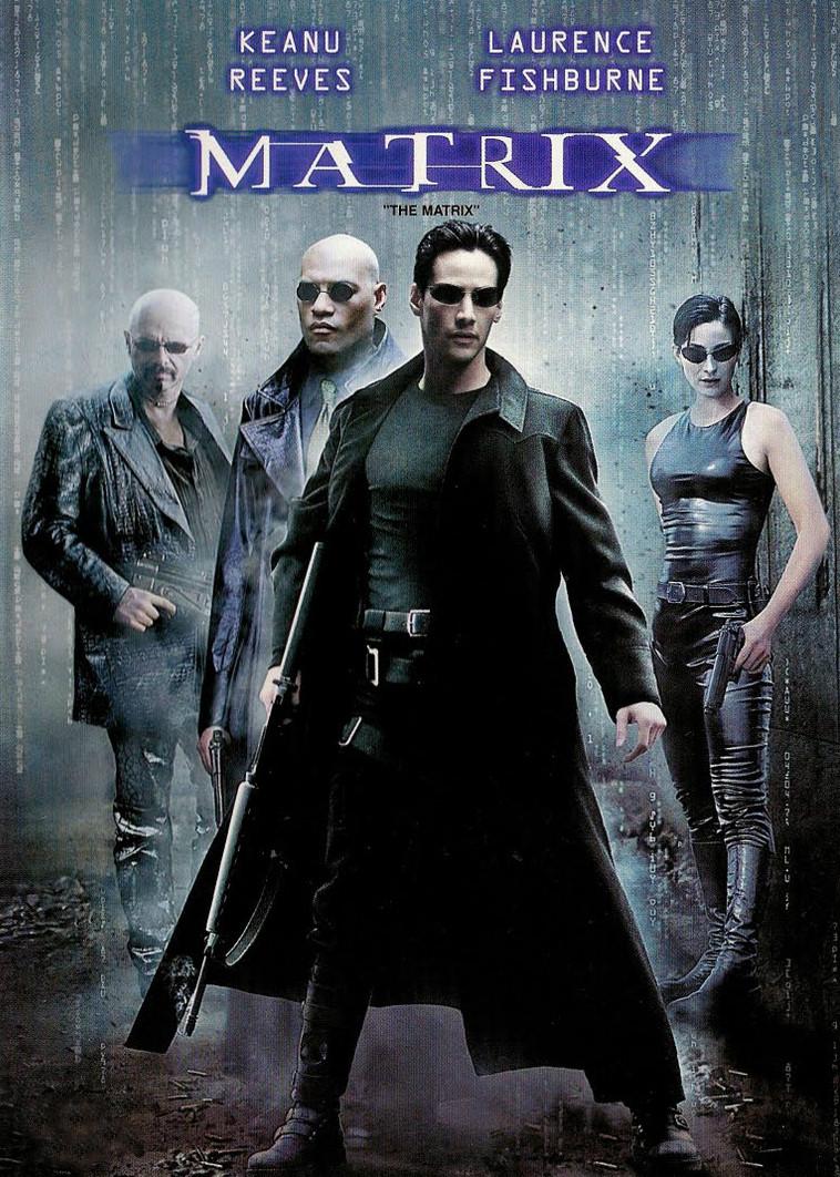 """Foto: Imagem de divulgação do filme """"Matrix"""""""