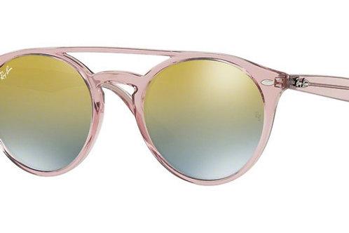 Ray Ban - Pink Transparente/Dourado e Prata - 4279 6279A7 51
