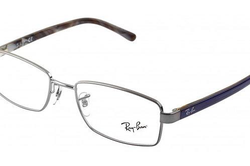Ray Ban - Prata/Azul - 6243E 2655 53