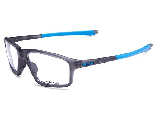 Oakley Crosslink Zero - Cinza/Azul - 8076-0158