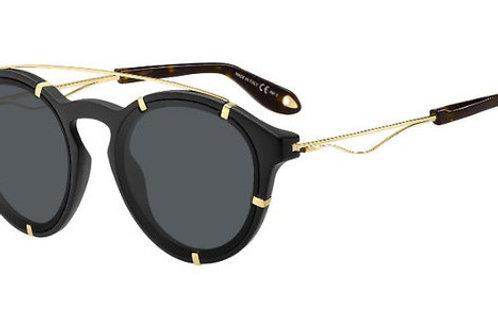 Givenchy - Preto/Cinza - 7088S 2M2 54