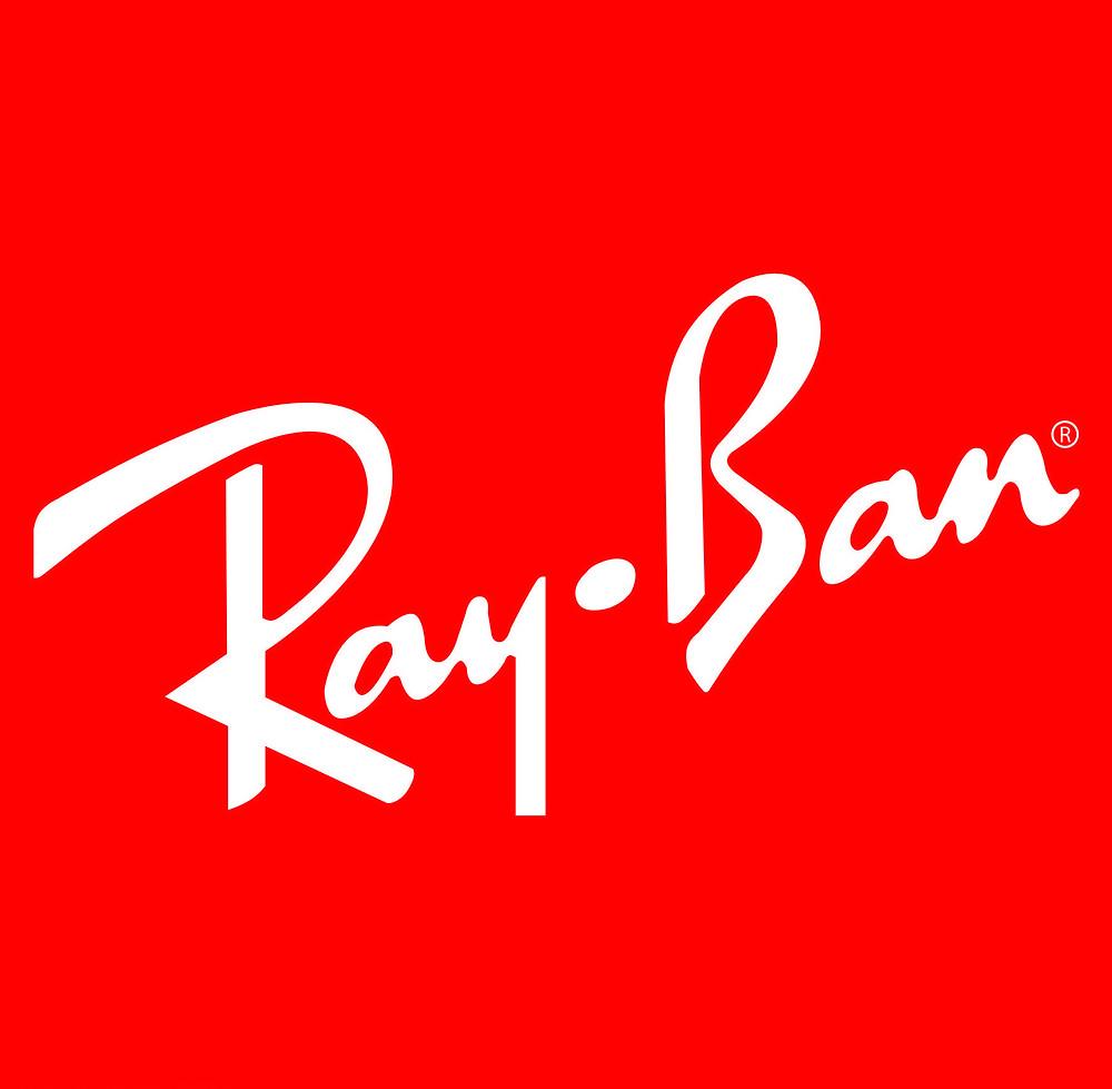 Foto: Logomarca da Ray-Ban