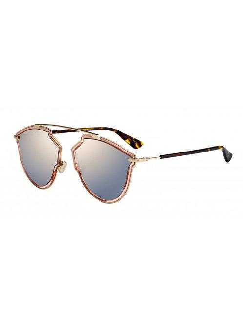 Dior So Real Rise -Rosa/Dourado Espelhado - SOREAL RISE S45 59