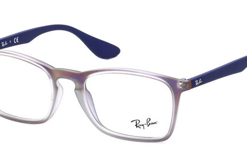 Ray Ban Chris - Roxo - 7045L 5486 53