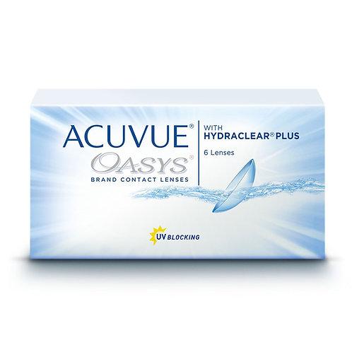Acuvue Oasys  - GRAU NEGATIVO