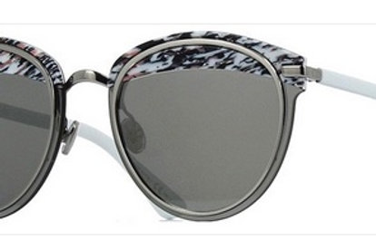 Dior Offset - Prata/Prata Espelhado - 1W6Q 62