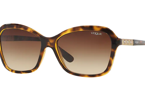 Vogue - Havana - Lente Marrom Claro Degrade - 5021BLW6561357