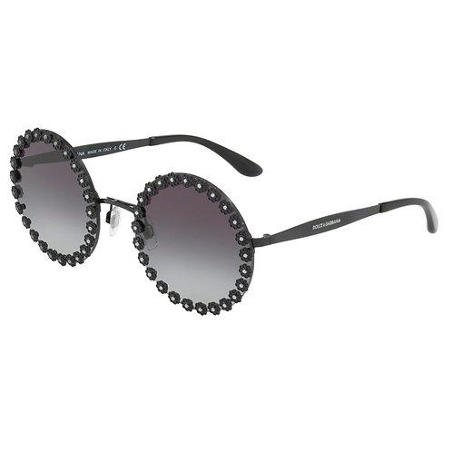 Dolce&Gabbana - Preto/Cinza - 2173B 01/8G 56