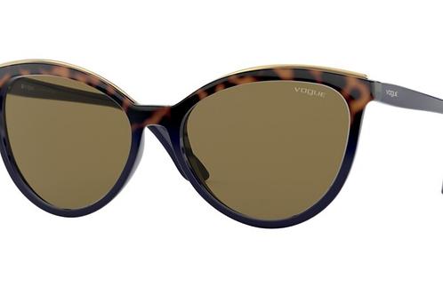 Vogue - Havana - Lente Castanho - 5298SL27537358