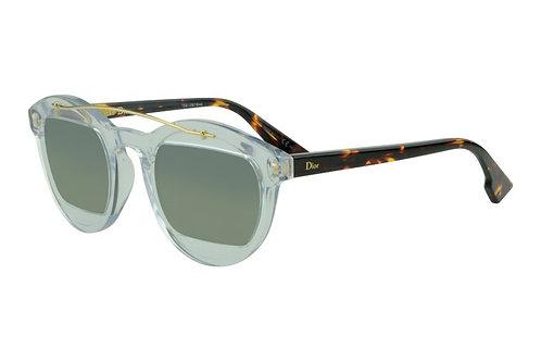 Dior Mania - Transparente/Dourado Espelhado - 1LWP 50