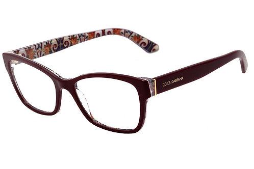 Dolce & Gabbana - Vermelho - 3274 3179 54