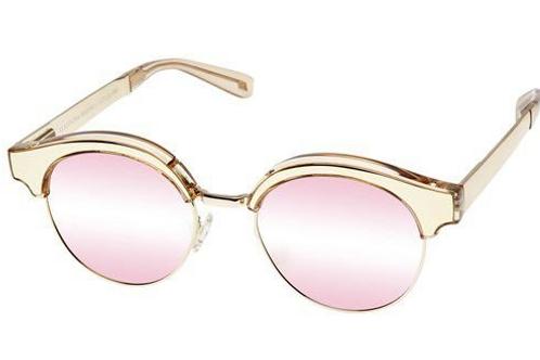 Le Specs Cleopatra - Dourado/Rosa - CLEOPATRA 602092 52