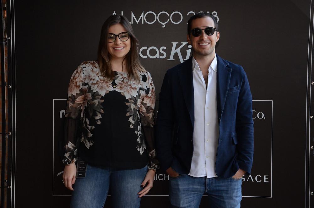Izabelle Orsi e Alberto Frasca - Foto: Juliana Melo