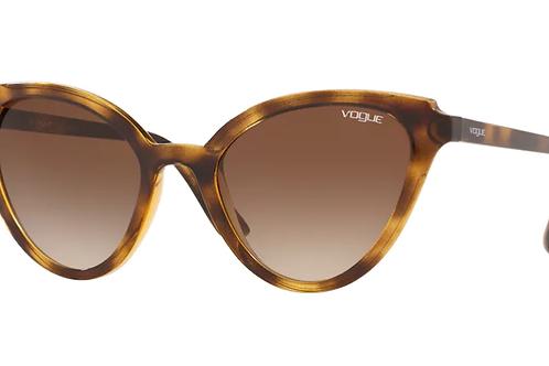 Vogue - Havana - Lente Marrom Degrade - 5294SLW6561355