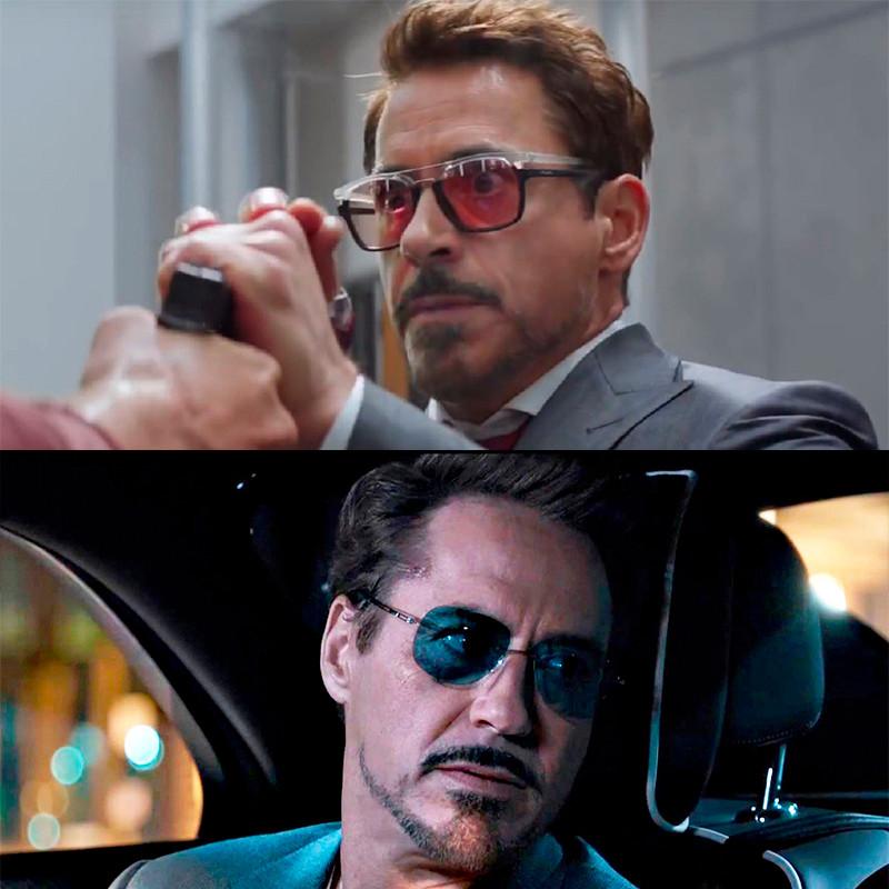 Foto: Robert Downey Jr. como Tony Stark (Capitão América Guerra Civil - 2016/Homem Aranha de Volta ao Lar - 2017)