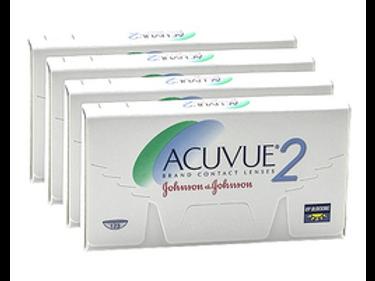 Acuvue 2 - Kit Johnson compre 3 e GANHE 1 Acuvue2