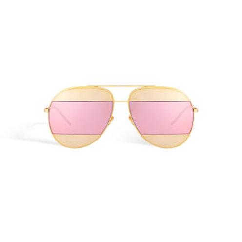 Dior Split - Rosa/Dourado - 000 59 OJ
