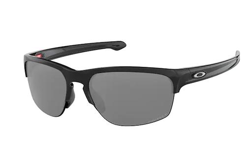 Oakley - Sliver EDGE Preto - Lente Prizm Preto Polarizado - 0OO9413-0465