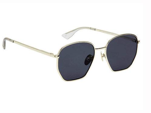 Le Specs Ottoman - Dourado/Cinza - OTTOMAN 1702109 55