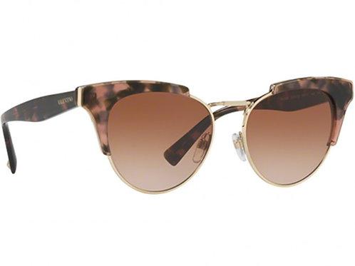 Valentino - Pink Tartaruga/Marrom Degradê - 4026 503513 53