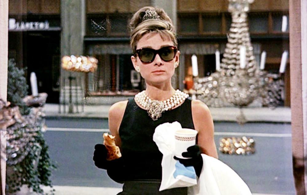 Foto: Audrey Hepburn, no filme Bonequinha de Luxo