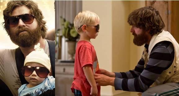 Foto: Zack Galifianakis como Alan e Grant Holmquist como Carlos/Tyler