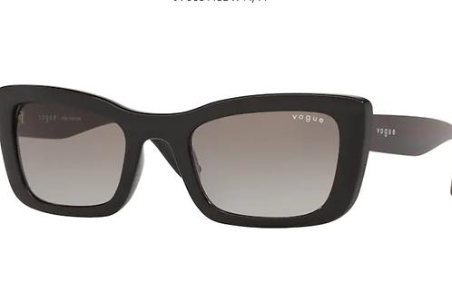 Vogue - Preto - Lente Cinza - 5311SlW44/1151