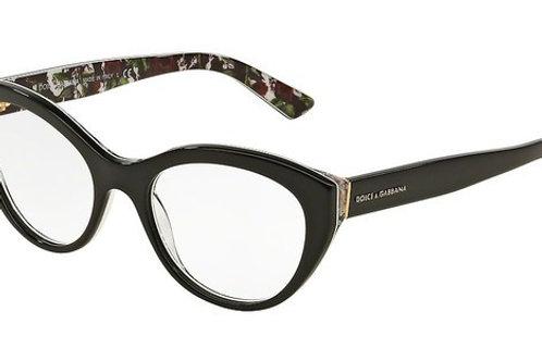 Dolce & Gabbana - Preto - 3246 3021 53