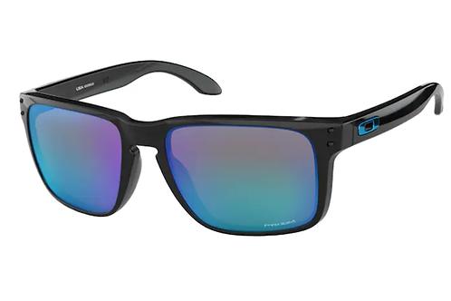 Oakley - Holbrook XL Preto - Lente Prizm Sapphire - 0OO9417-0359