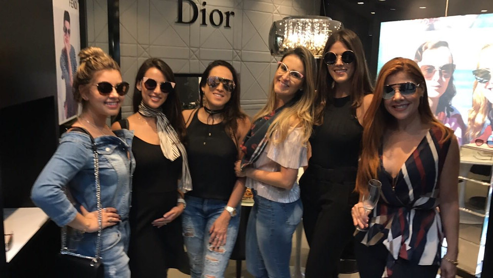 Foto: Bella Og, Carol Neves, Marcela Menezes, Marina Padilha, Aline Lopes e Ingrid Og