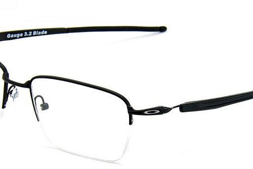 Oakley Gauge Blade - Preto Fosco - 5128 01 54