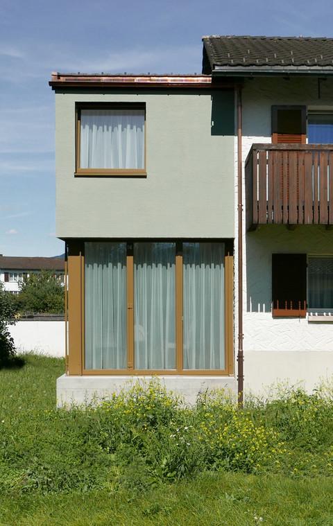 an- und umbau reiheneckhaus