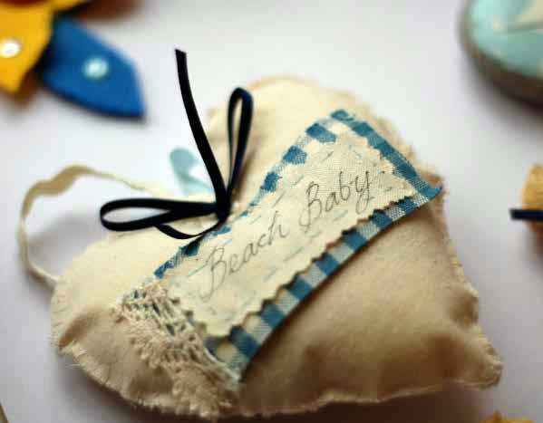 Lavender Bag Sewing Project