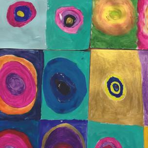 Kadinsky Painting Project
