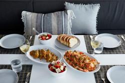 Traditional Greek Mezze