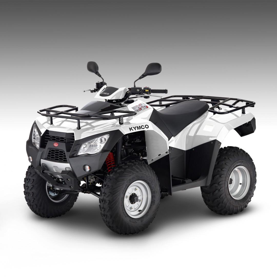 Kymco mxu 300cc