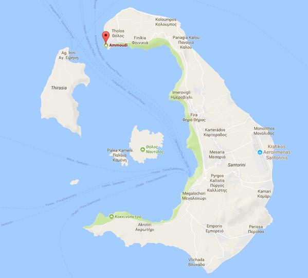 Amoudi Map