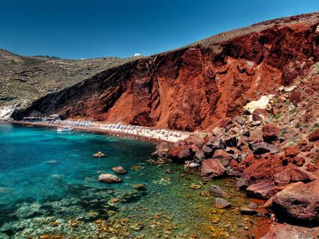 Best Santorini Beaches!