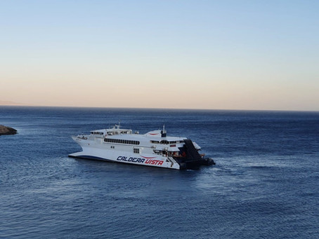 Crete to Santorini Ferry Information – Updated 2021 Ferry Travel Guide