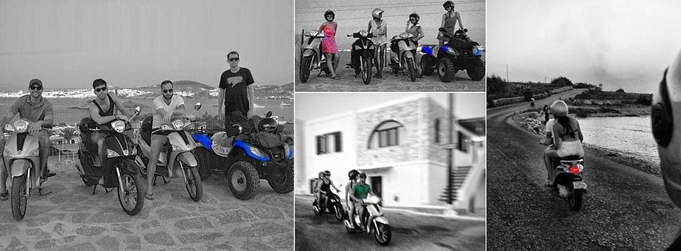 Moto Empire Santorini Perissa